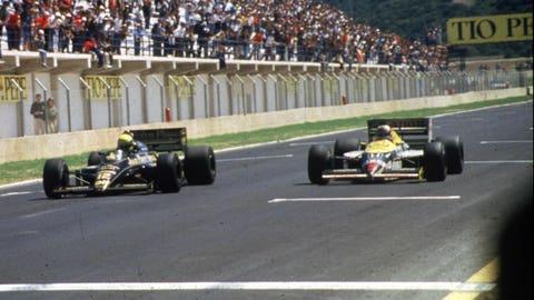 3. 1986 Spanish GP