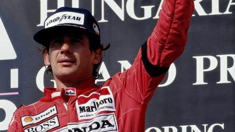 31. 1991 Hungarian GP