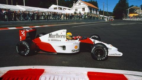 32. 1991 Belgian GP