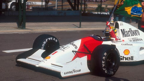 35. 1992 Hungarian GP