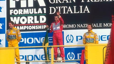 36. 1992 Italian GP