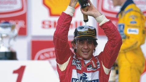 37. 1993 Brazilian GP