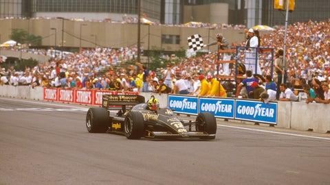 4. 1986 Detroit GP