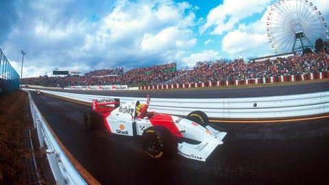 40. 1993 Japanese GP