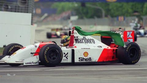 41. 1993 Australian GP