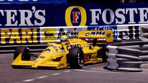 5. 1987 Monaco GP
