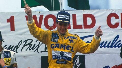 6. 1987 Detroit GP