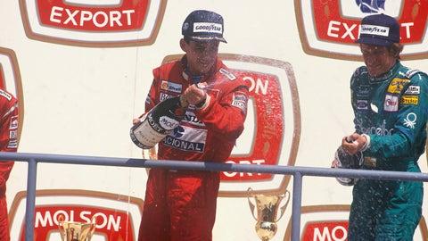 8. 1988 Canadian GP