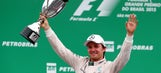 F1: Rosberg pleased with late season success