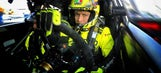 Valentino Rossi takes fourth victory at the Monza Rally Show