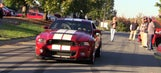 WATCH: Driver loses control of 662-horsepower Shelby GT500