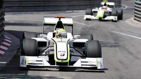 5. Jenson Button: 69%