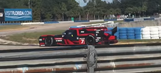 Watch the new Audi R18 LMP1 car in action at Sebring