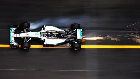 Monaco GP - Nico Rosberg
