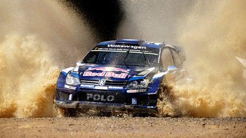 Rally Australia - Sebastien Ogier