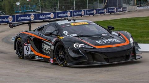 10. McLaren 650S GT3