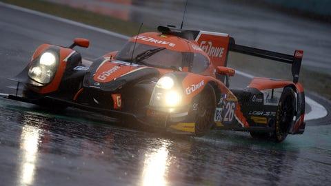 9. Ligier JS P2