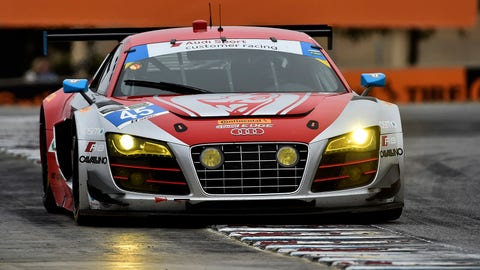 5. Audi R8 LMS (new and ultra)