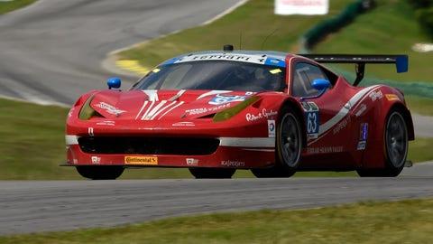 3. Ferrari 458 Italia (GTE/GT3)