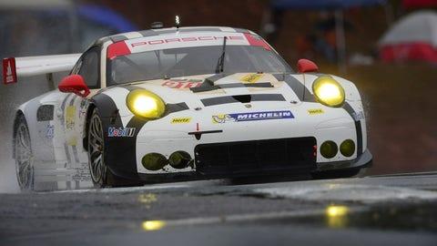 2. Porsche 911 RSR
