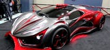 Mexican-designed Inferno hypercar made from metal foam