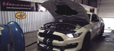 Watch the 2016 Shelby GT350 hit the dyno