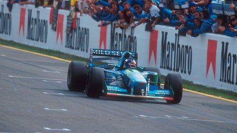 10. 1994 European GP