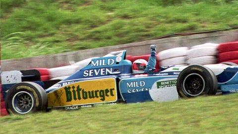 11. 1995 Brazilian GP