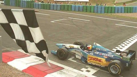 14. 1995 French GP