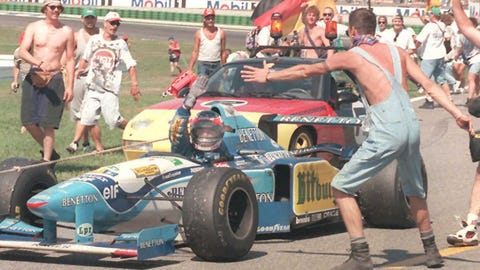 15. 1995 German GP