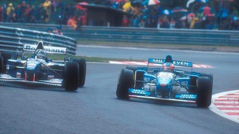 16. 1995 Belgian GP