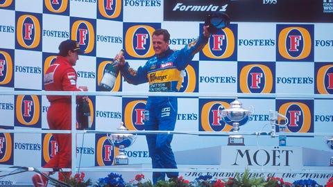 17. 1995 European GP