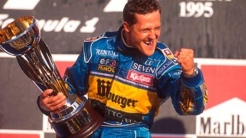 18. 1995 Pacific GP