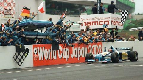 19. 1995 Japanese GP