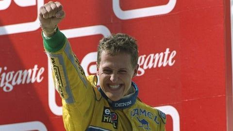 2. 1993 Portuguese GP