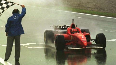 20. 1996 Spanish GP