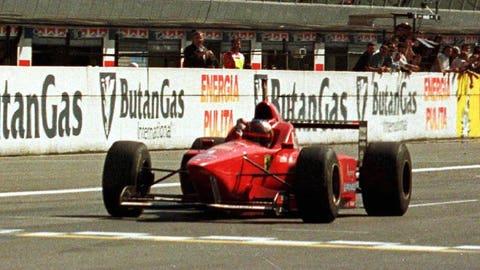 22. 1996 Italian GP