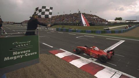 25. 1997 French GP