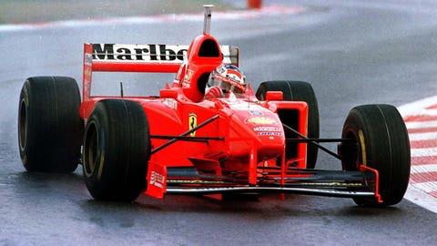26. 1997 Belgian GP