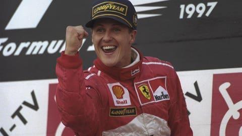 27. 1997 Japanese GP