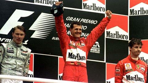 28. 1998 Argentine GP