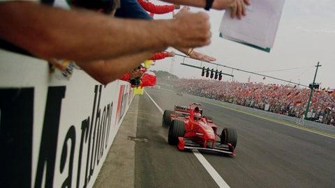 32. 1998 Hungarian GP