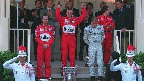 35. 1999 Monaco GP