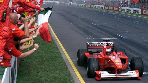 36. 2000 Australian GP