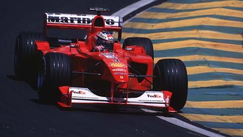 37. 2000 Brazilian GP