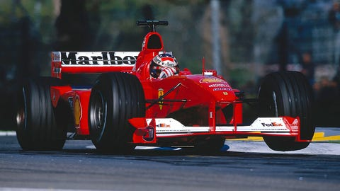 38. 2000 San Marino GP