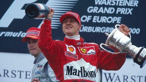 39. 2000 European GP