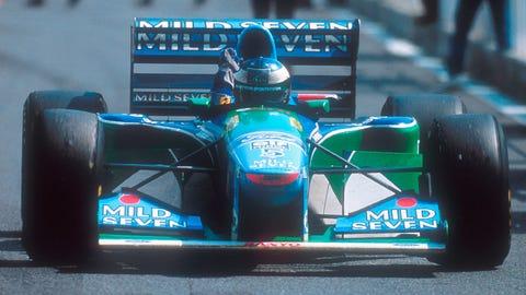 4. 1994 Pacific GP