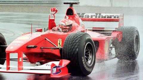 40. 2000 Canadian GP