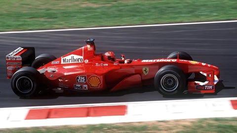 41. 2000 Italian GP